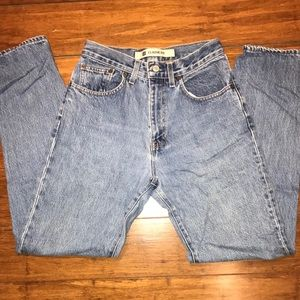 Gap perfect fit mom jeans